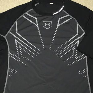 Under Armour Baseball 3/4 length undershirt